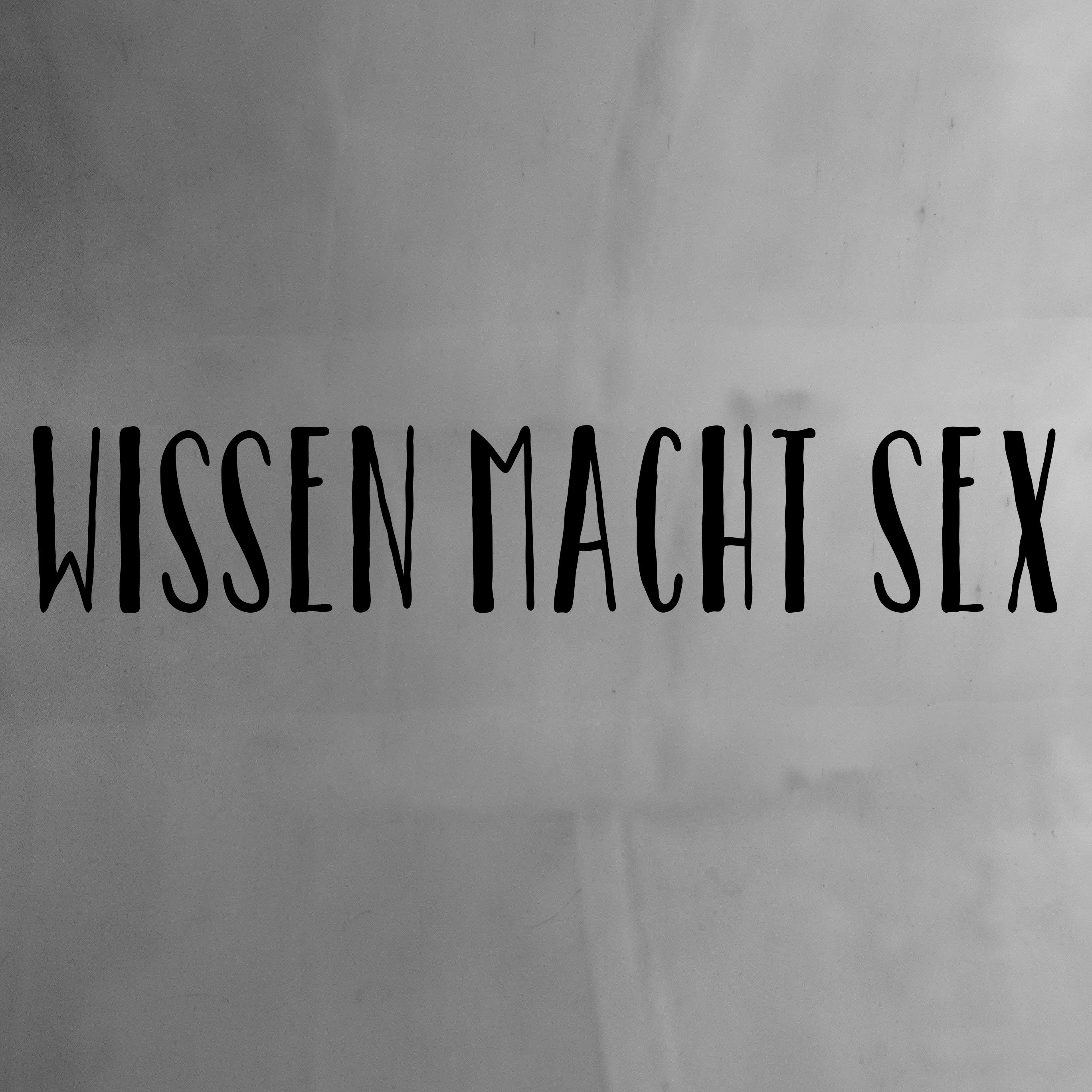 Sex Blog Logo Wissen Macht SEx